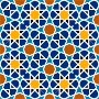 Islamic Geometric Tile 2