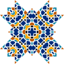 Islamic Geometric Tile 3
