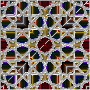 Islamic Geometric Tile 9