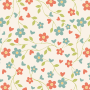 Colorful Floral Pattern Background 7