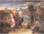 The Finding of Moses Nicolas Poussin Thumbnail