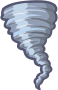 Cartoon Tornado Animation