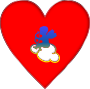 Cupid Heart Cloud Enhanced