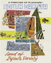Vintage Travel Poster South Dakota USA