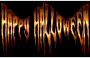 Happy Halloween Typography 2