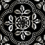 Decorative Floral Design Enhanced 12