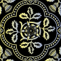 Decorative Floral Design Enhanced 14
