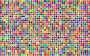 Colorful Squares Background