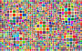 Colorful Squares Background Variation 2