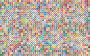 Colorful Squares Background 3