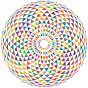 Colorful Toroid Mandala 4