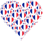 Heart France Fractal Thumbnail