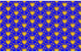 Seamless Gold Heart Pattern 2