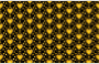 Seamless Gold Heart Pattern 4