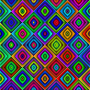 Background pattern 55 (multicolour)