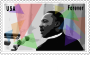 Martin Luther King Jr. Stamp