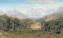 The Rocky Mountains Landers Peak By Albert Bierstadt