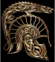 Children Of Hurin Dragon Helm Bronze