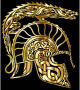 Children Of Hurin Dragon Helm Gold