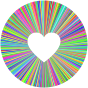 Prismatic Heart Halo