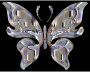 Prismatic Butterfly 15 Variation 4