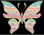 Prismatic Butterfly 17