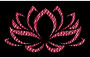 Ruby Lotus Flower