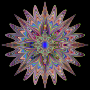 Psychedelic Chromatic Star 2