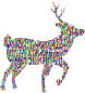 Chromatic Triangular Deer