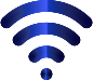 Wireless Signal Icon Enhanced 6