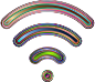 Wireless Signal Icon Enhanced 7