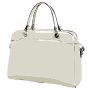 Platinum Leather Bag