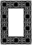 Ornate Geometric Frame