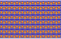 Seamless Prismatic Pythagorean Pattern