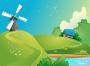 windmill landscape no bridge