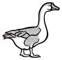 goose2 - lineart