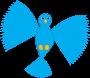 Flying Dove Blue