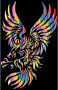 Chromatic Tribal Eagle 2 2