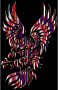 Chromatic Tribal Eagle 2 12