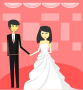 Wedding illustration />