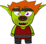 Chibi Goblin Fighter