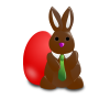Easter Icon flip