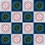 Background pattern 124 (colour 2)