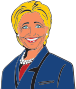 Hillary Clinton Cartoon 2