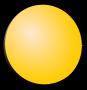 Peg People Fruit Yellow
