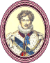King George IV (framed)