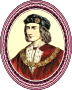King Richard III (framed)