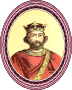 King Henry II (framed)