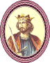 King Edward I (framed)
