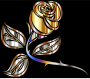 Stylized Rose Extended 2